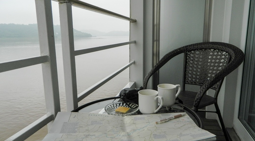 Yangtze River Cruise-Balcony