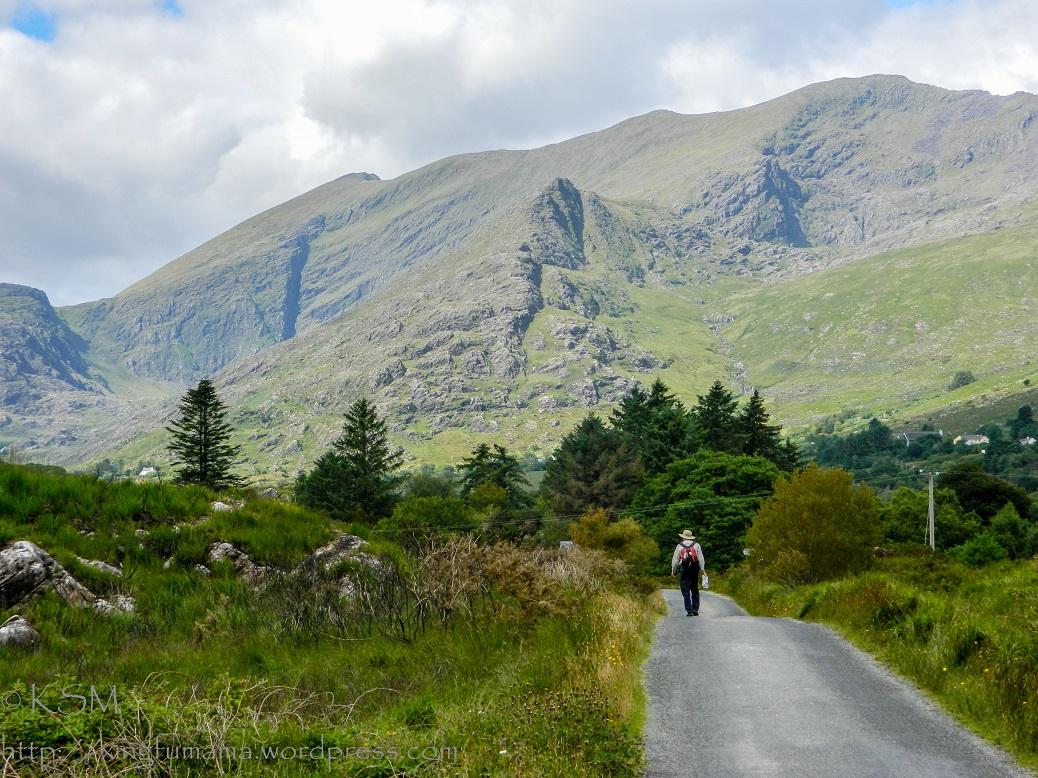 On the way-Gap of Dunloe