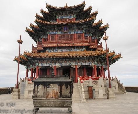 Jade Emperor Pavilion, Yi Shan National Park,