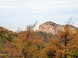 Yishan National Park, Weifang, Shandong Province, China: Lion Rocks.