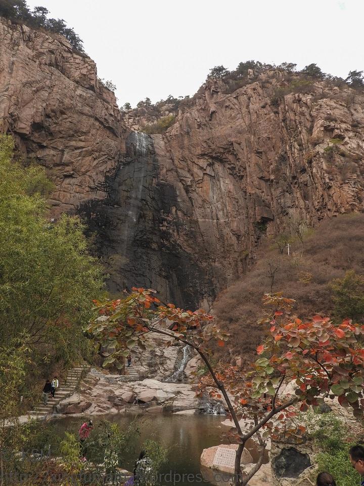 Yishan National Park, Weifang, Shandong Province, China: Marvellous Waterfall