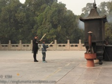 Dai Miao: Mother and child paying respects to God of Taishan.