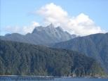 Mitre Peak, Fjordlands, New Zealand