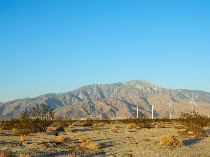 Mount San Jacinto, Coachella Valley, California