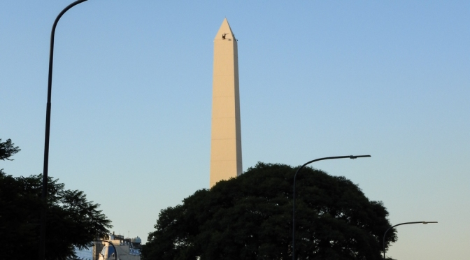 Which Way to the Obelisk?