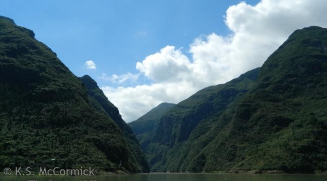 Three-Gorges: lesser three gorges