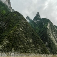 Goddess Peak in the Wu Gorge