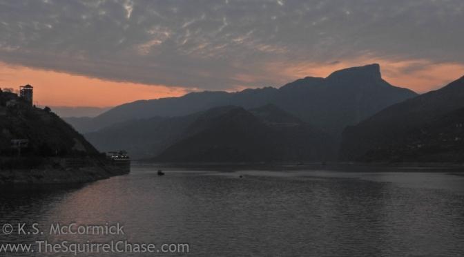 Three Gorges-Qutang Gorge