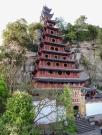 Shibao temple.