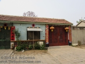 A home in a village outside of Weifang.