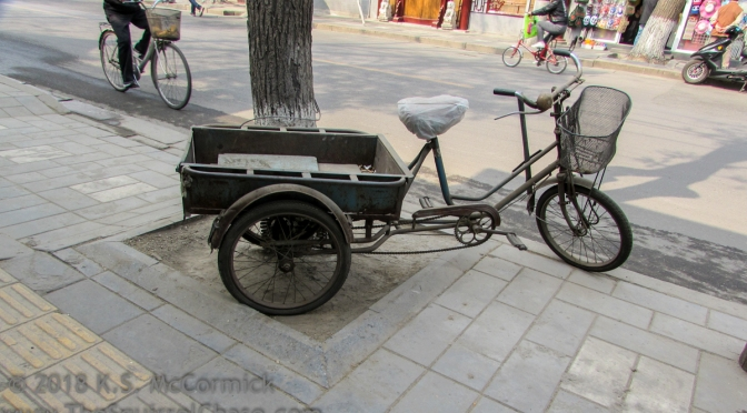 China A to Z: B is for Bicycles…and Bixi
