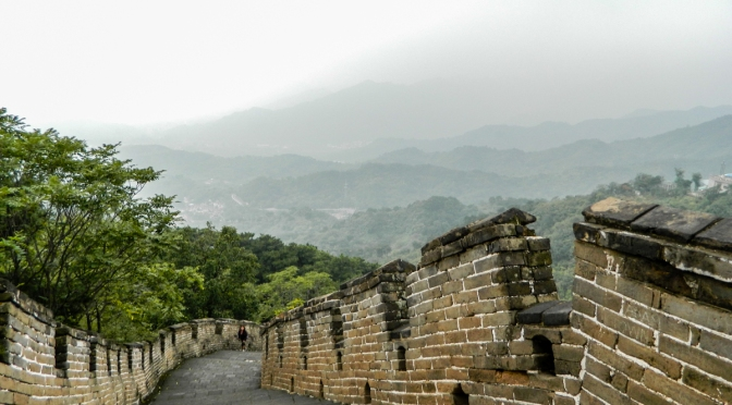 China A to Z: W is for Wall