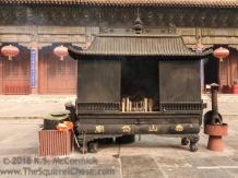 Dai Miao in Tai'an.