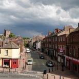 Roof tops in Carlisle.