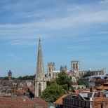 Yet more York roofs.