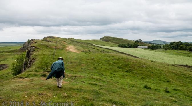 Hadrian's Wall Walk-Gilsland to Steel Rigg