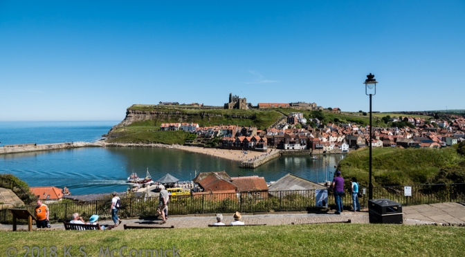 A coddiwomple to Whitby