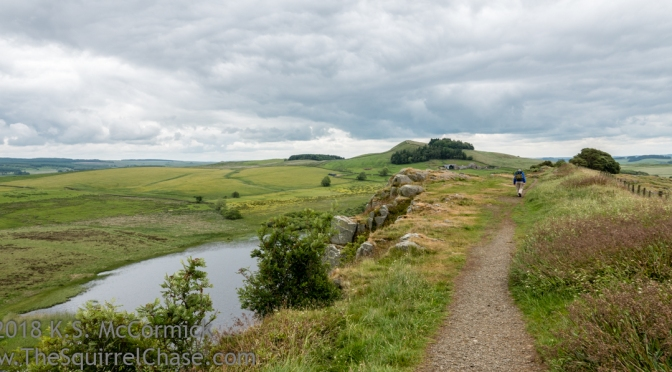 Hadrian's Wall Walk: Steel Rigg to Housesteads Fort