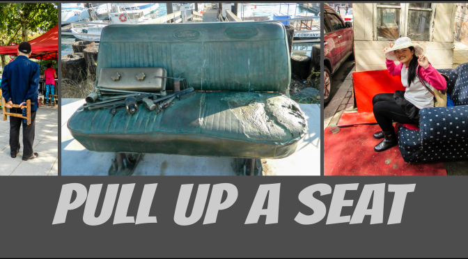 Pull up a Seat Photo Challenge 2019-Week 45