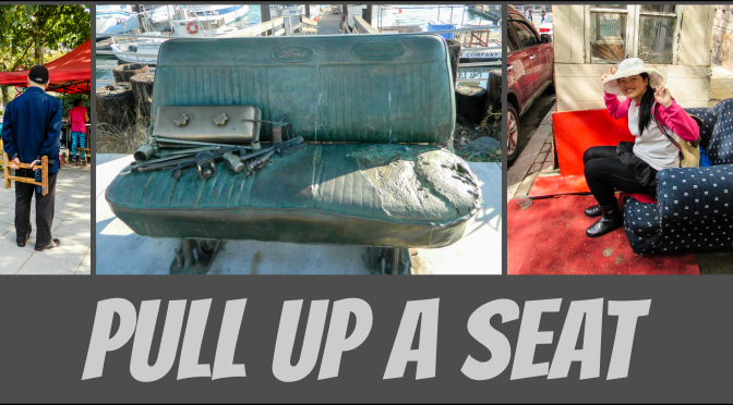 Pull up a seat photo challenge-Week 1