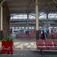 Carlisle Train Station