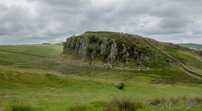 Landscapes along Hadrian's Wall Walk