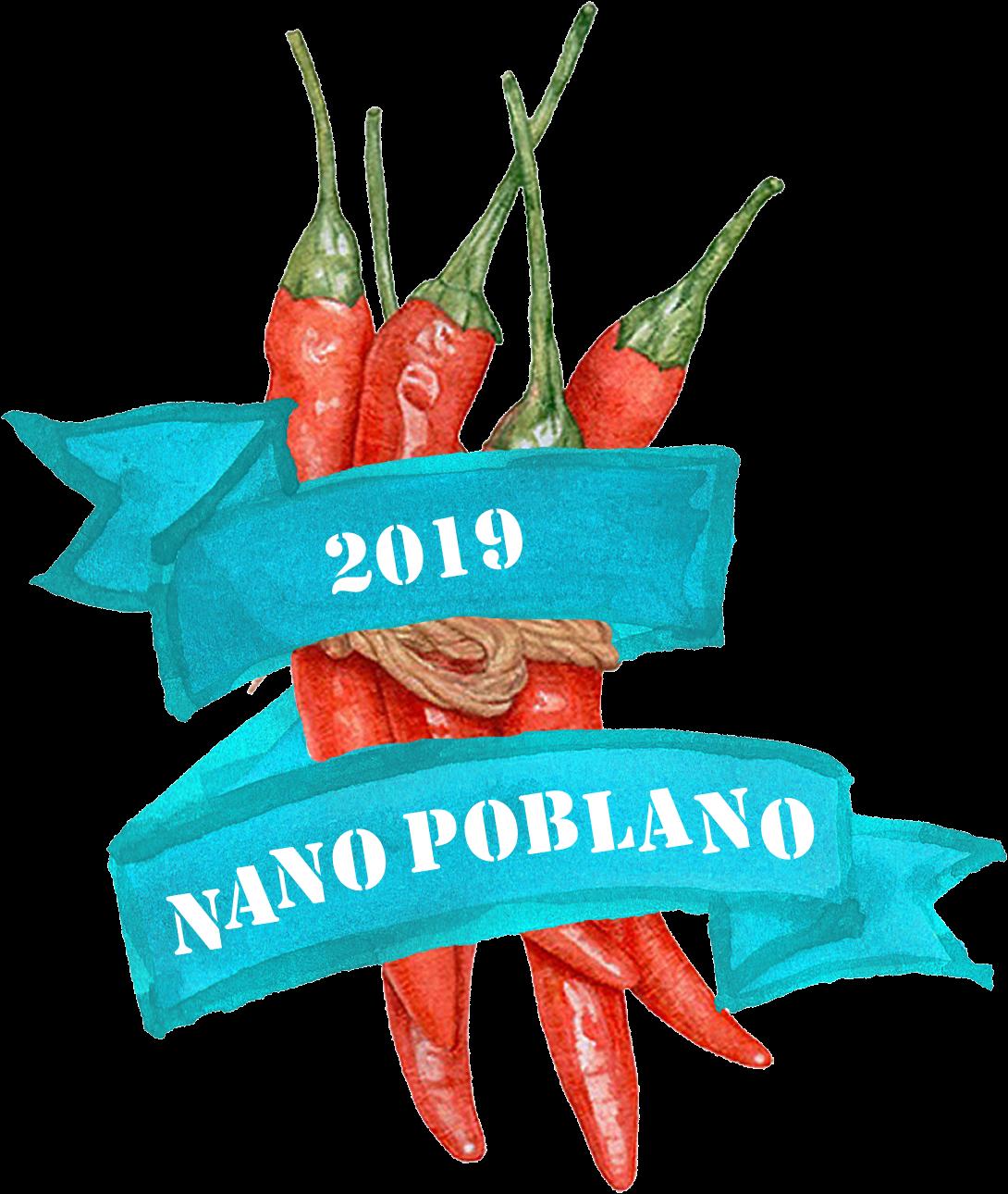 NaNoPoblano Badge