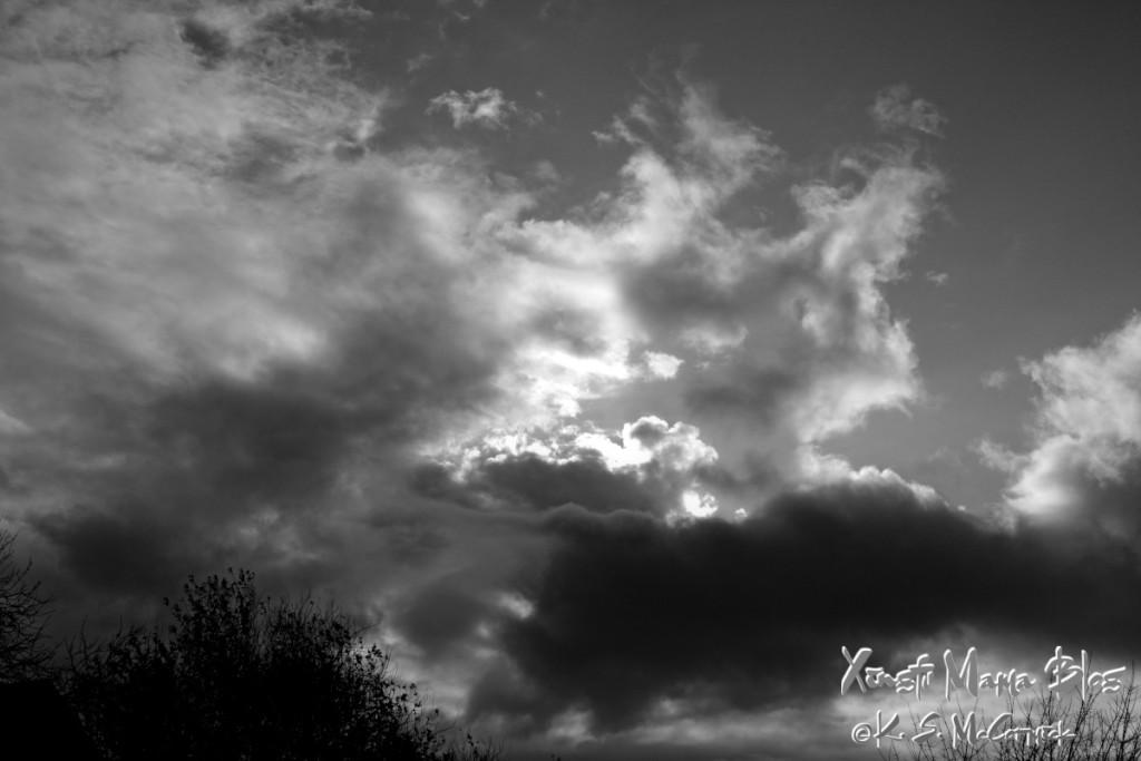 November sky-soft